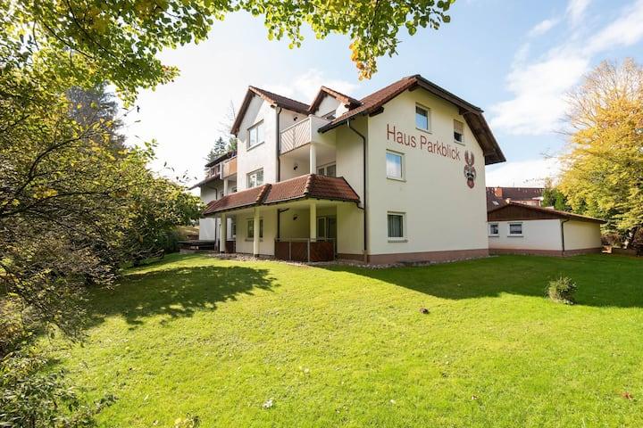 Appartement confortable à Bad Dürrheim avec terrasse
