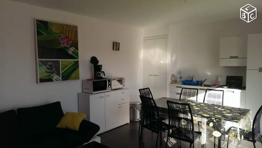 Appartement T3 Corse 500m plage - Cervione - Apartment