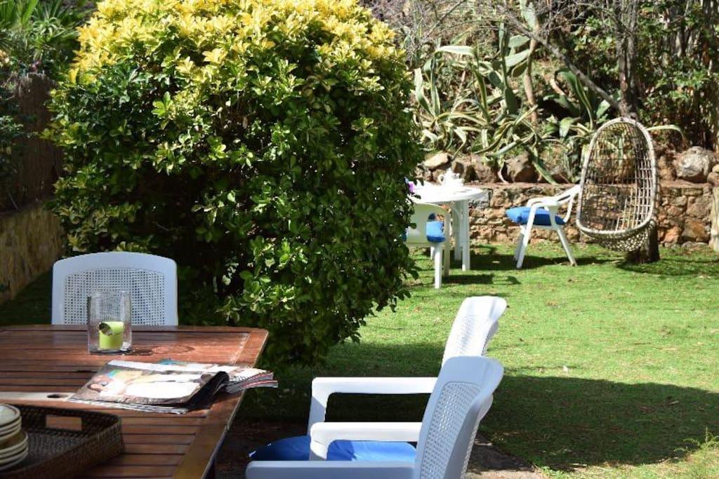 jardin privado-SA PUNTA COSTA BRAVA