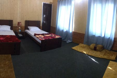 2-Bedroom Cottage at Dumani Resort, Nagar