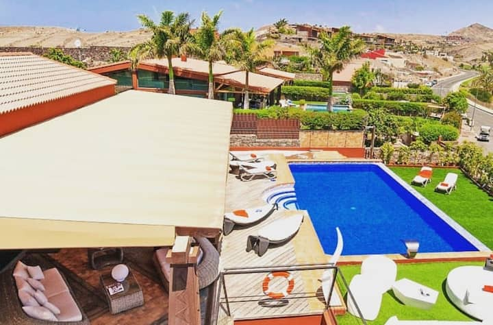 Villa La Menta Gran Canaria Salobre Golf