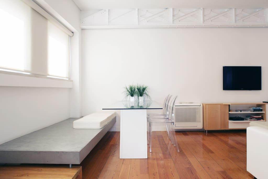 Leaving Room