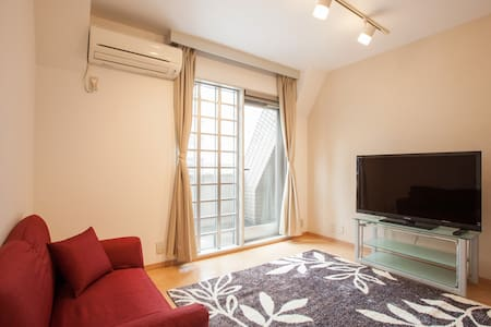 ★NEW★Spacious Room in Ginza/3BR/6ppl/WiFi - Chūō-ku
