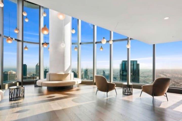*New Lev73 Superb-Sky-View@CBD Luxury&Best Aurora