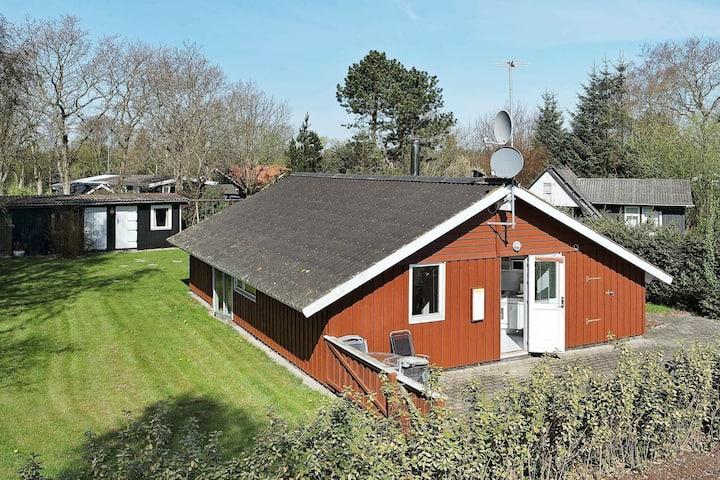 Exclusive Holiday Home in Hadsund Jutland with Sauna