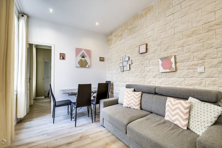 Cool Apartment and Best Location in Paris