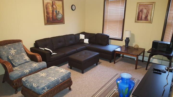 Cozy Bethel/Sunday River/Gould Academy Apartment