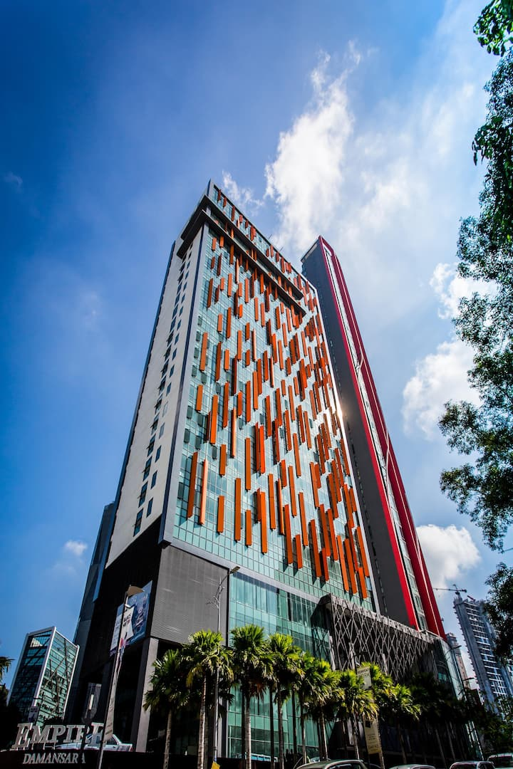 Qliq Damansara Hotel, 14 nights Long Stay