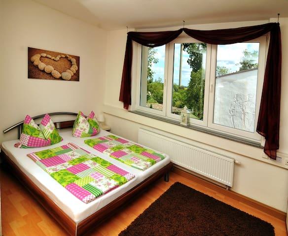 Gästezimmer in Hartha Sachsen mit TV / DU / WC - Hartha - Leilighet