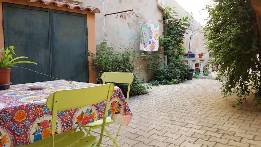 Joli studio 19m2 centre ville au calme - Sète - Apartamento