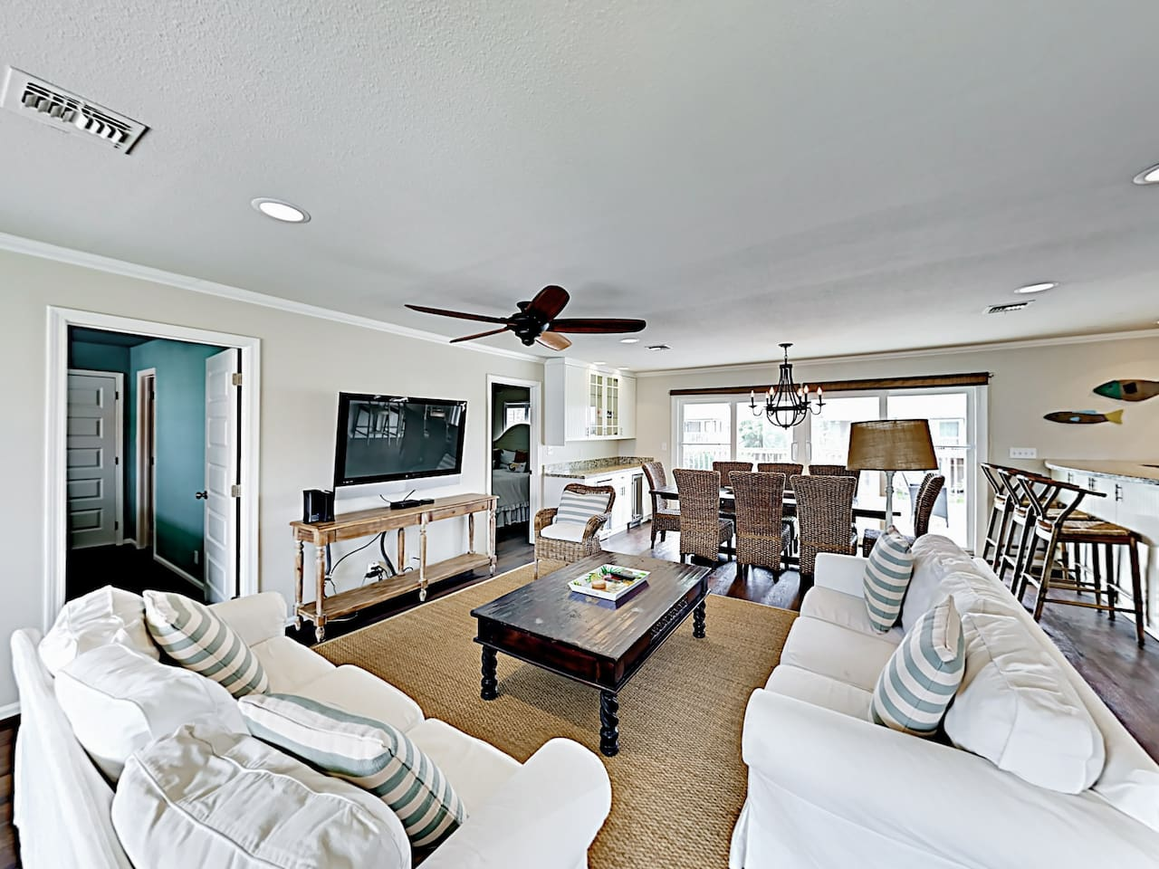 Welcome to Rockport! This home is professionally managed by TurnKey Vacation Rentals.