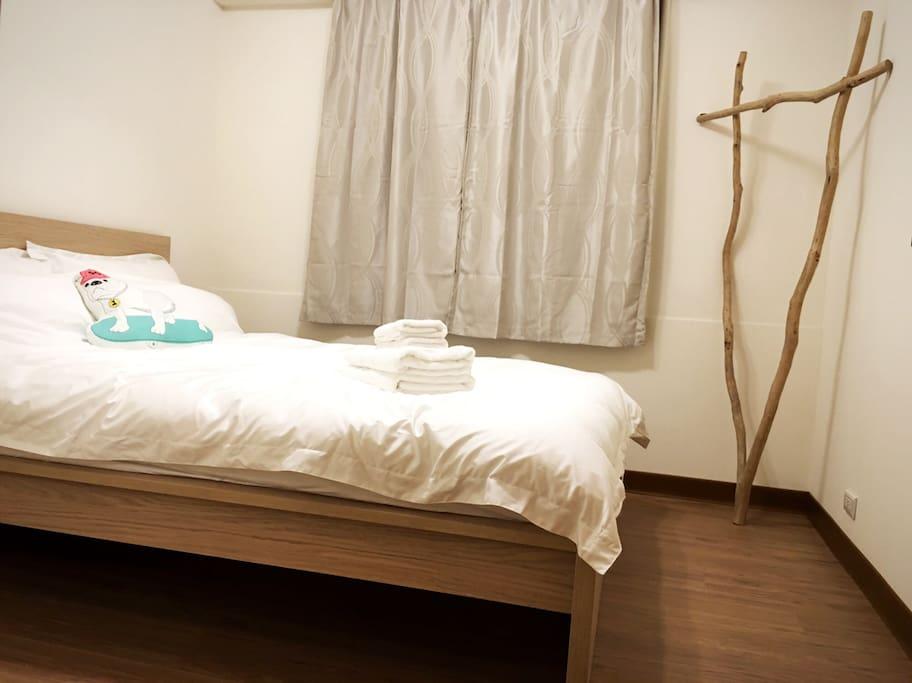 Guest room  (1)臥房一