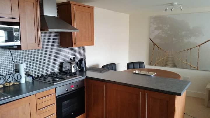 Apartment Double Bed with en-suite - Shirehampton