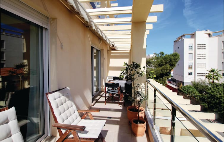 Holiday apartment with 2 bedrooms on 70m² in El Campello