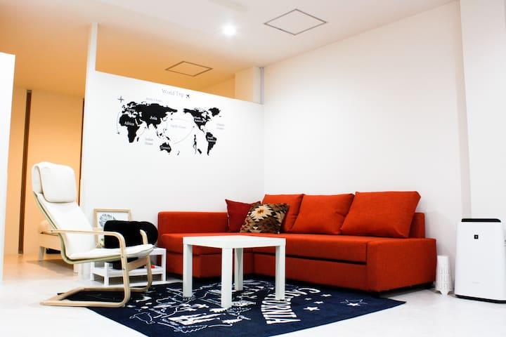 A place like home/Tsutenkaku/Dotonbori/pocketWifi