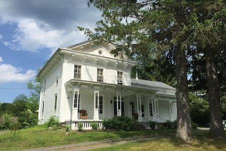 Beautiful 19th century country house nr Hudson, NY - South Cairo - Huis