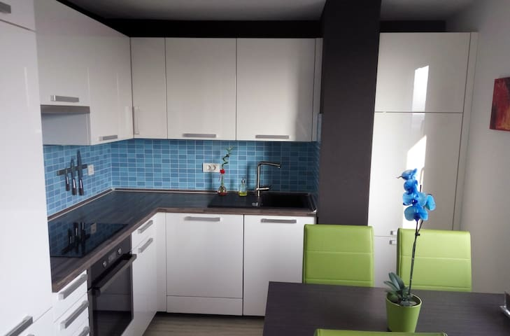 Awesome apartment at an awesome location - Ljubljana - Byt