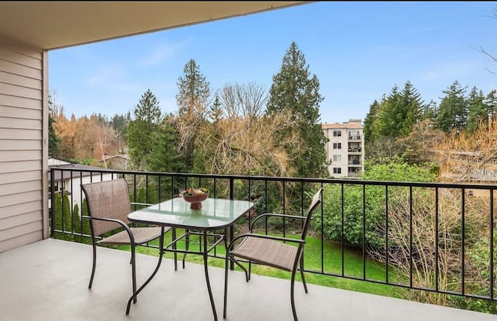 Modern apartment at the heart of Bellevue!
