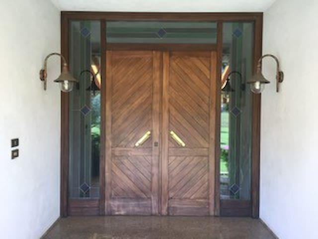 Portale di ingresso principale
