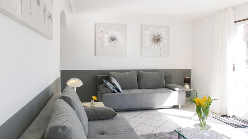 Modern Apartement in Friedrichshafen - 2 Bedrooms