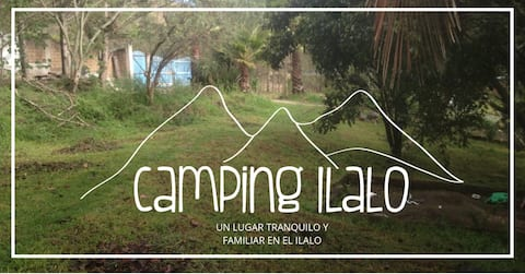 CAMPING ILALO