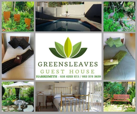 HARRISMITH GREENSLEEVES GUESTHOUSE