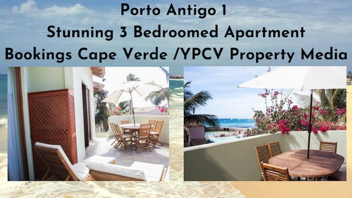 All about the view 3 Bedroomed Apt Porto Antigo 1