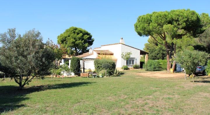 Villa near the sea / villa près de la mer