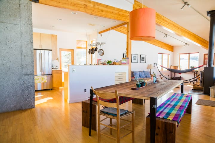 Spacious Modern Mountain Home - Leadville - Huis
