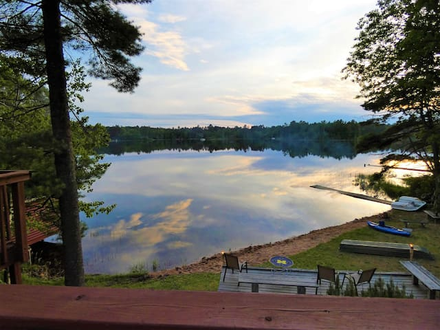 Life in the 906: Waterfront Home Near Munising