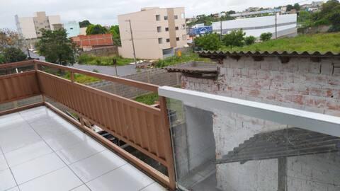 Apartamento Movelar com Vista