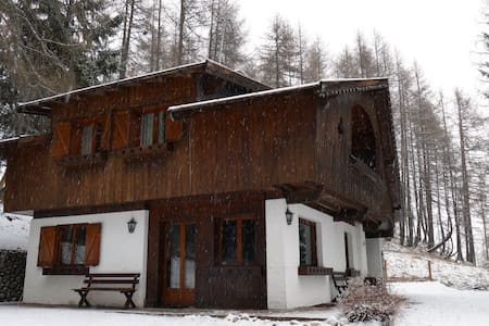 Chalet near by Pocol sky slopes - Cortina d'Ampezzo
