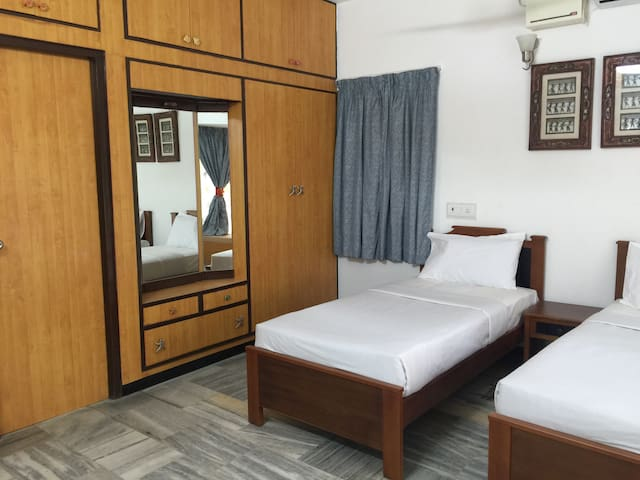 Comfortable room in a house - Chennai - Hus
