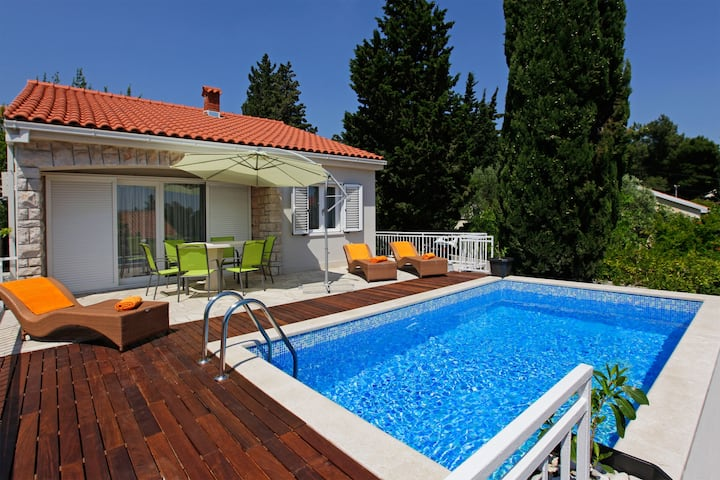 ****100m from sea, private pool - Villa Oleandra