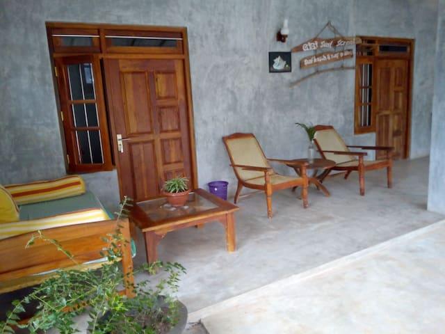 Hansa villa 3 (Eat,surf,sleep)