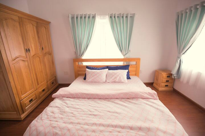 Double room for couple with balcony
