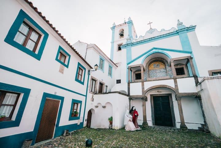Mariane Santuary in Alentejo