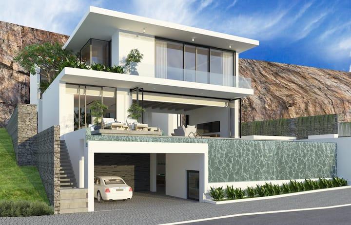 Ocean Front Villa Lot B3-5