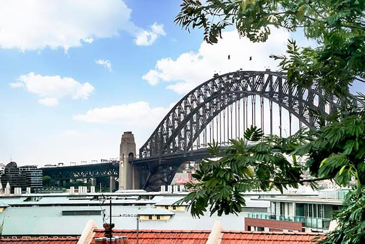 House In Historic Millers Point With Views MERRI - Sydney - Dům