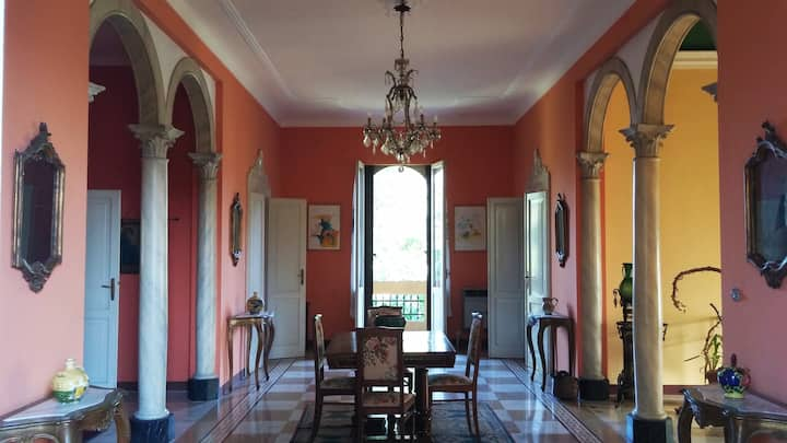 Villa Liberty, ten minutes off Modena