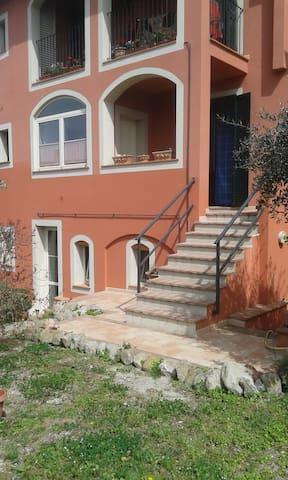 Casa silenziosa tra le colline - Fabbrica di Peccioli - Apartament