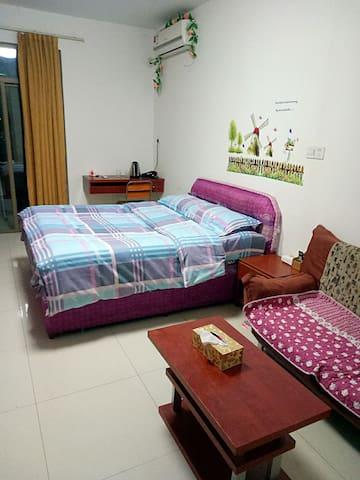 闽侯大学城福大东门博士后购物广场单身公寓 - Fuzhou Shi - Apartment