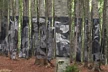 El Gernika en los árboles