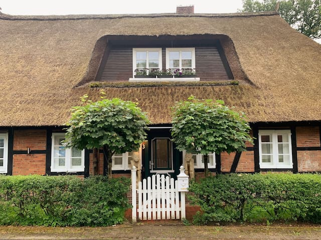 Beautiful farmhouse in der Lueneburger Heide