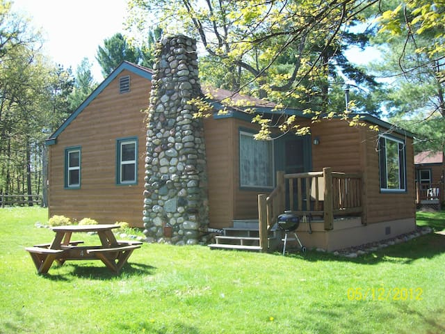 Lake Minocqua 3 Bedroom Resort Cabin - Minocqua - Kabin