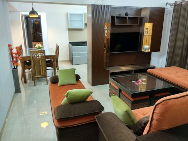 Comfort stay in Baner (Only VEG food at premise)