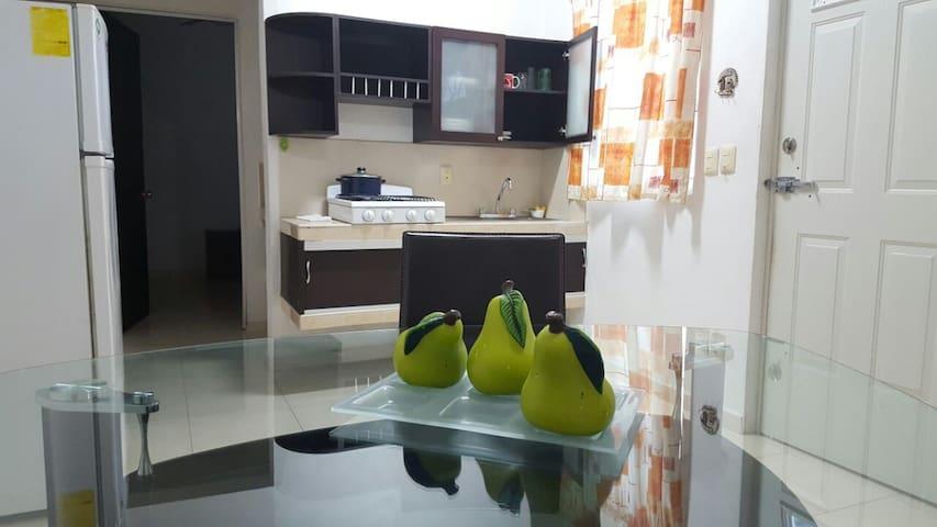 Estudios Económicos para Vacacionar - Cancún - Apartment