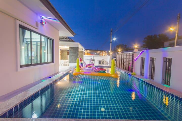 Lux9 Pool Villa HunHin
