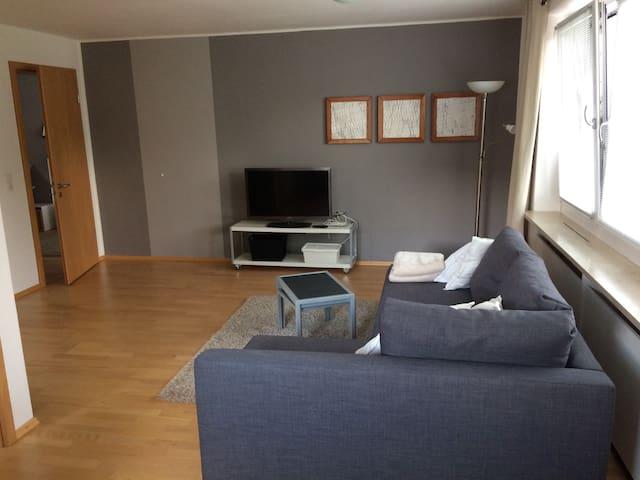 Sonnige Wohnung in Nabburg