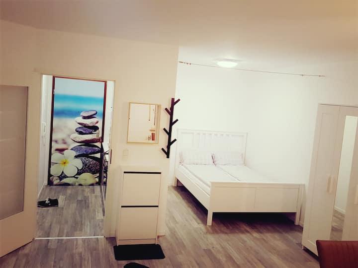 👍Super Sauber und Modernes Apartment 40 qm